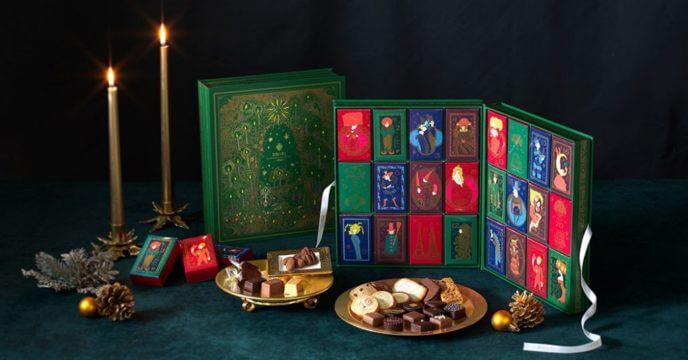 クリスマスのお菓子の写真